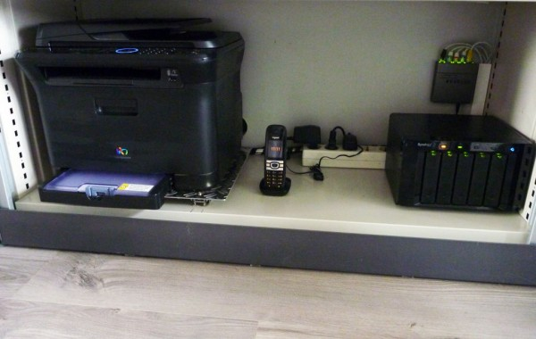 Computer installatie's