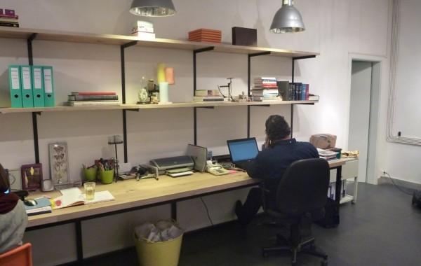 Bureau & Wandplanken